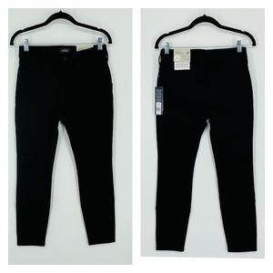 NYDJ Ami Stretch Skinny Jeans - Black - H24